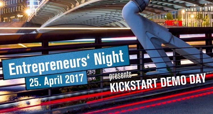 Entrepreneurs' Night presents KICKSTART DEMODAY