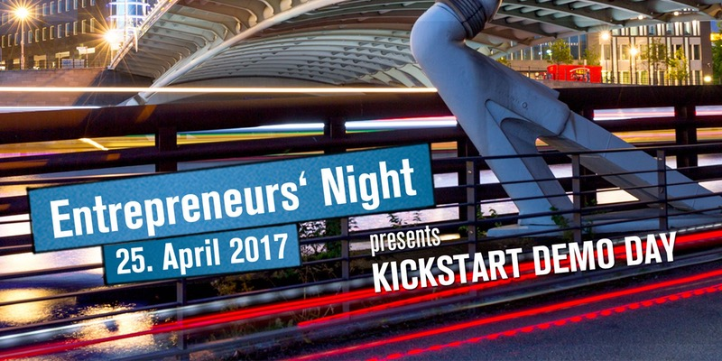 Entrepreneurs' Night presents KICKSTART DEMODAY