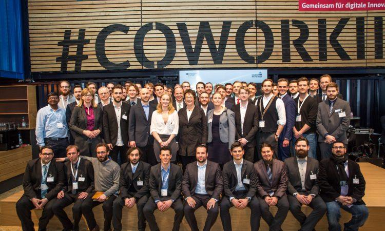 4 Münchner Startups bei Gründerwettbewerb – Digitale Innovationen ausgezeichnet