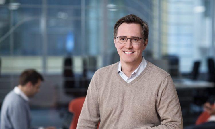 Marc Berg Geschäftsführer Klarna