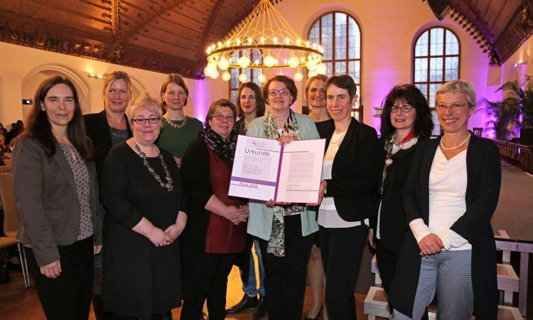 Anita Augspurg Preis Verleihung