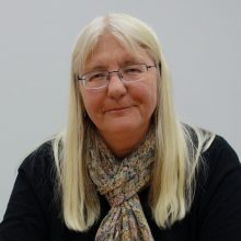 MTZ-Leiterin Cristina Mann