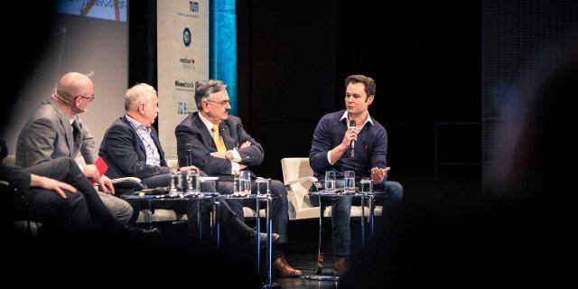 Forum UnternehmerTUM: Vom Wissenschaftler zum Gründer