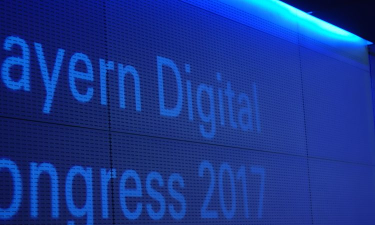Bayern Digital Kongress 2017, Digitalisierung