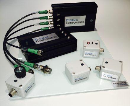 SensorLink inkl. Sensoren