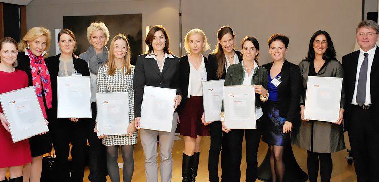 HVB Gründerinnen-Mentoring