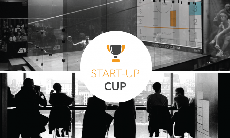interactiveSQUASH Startup Cup