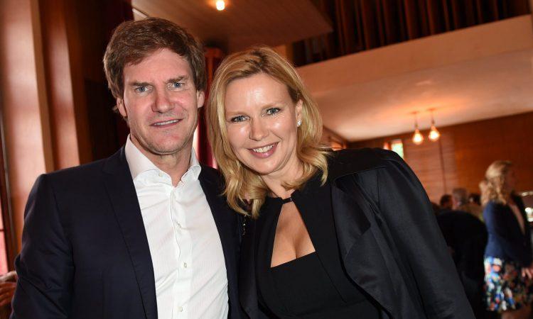 Carsten Maschmeyer mit seiner Frau Veronica Ferres, © Hubert Burda Media / Sabine Brauer Photos
