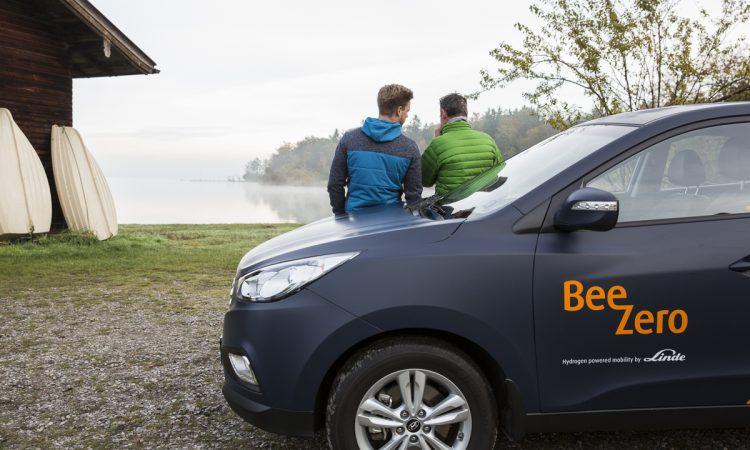 BeeZero unter Finalisten des GreenTec Awards