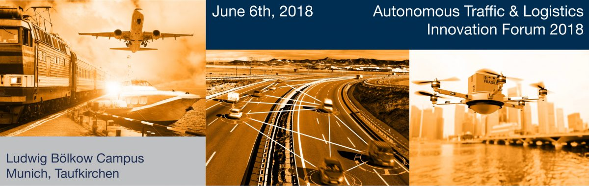 Autonomous Traffic & Logistics Innovation Forum 2018