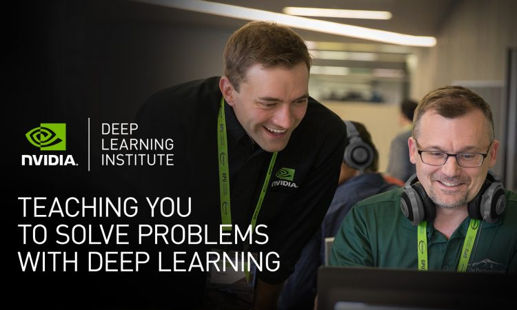 NVIDIA Deep Learning Institute Hands-on Workshop