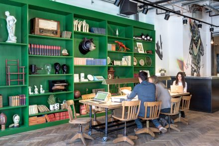 Mindspace Coworking-Space