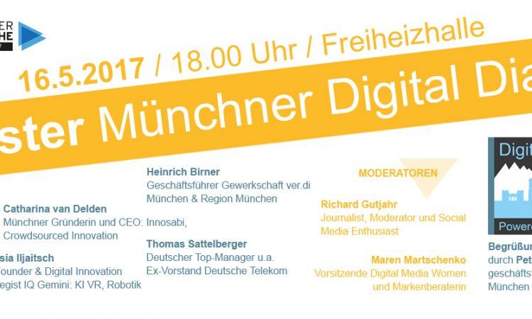 1. Münchner Digital Dialog