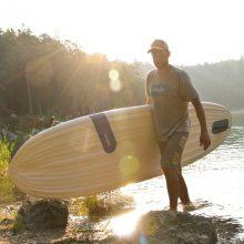 Tripstix Surfboard