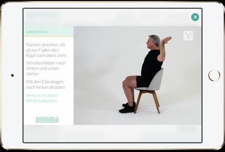 physiovia app