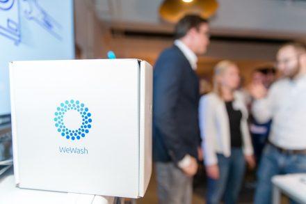 WeWash Präsentation im WERK1