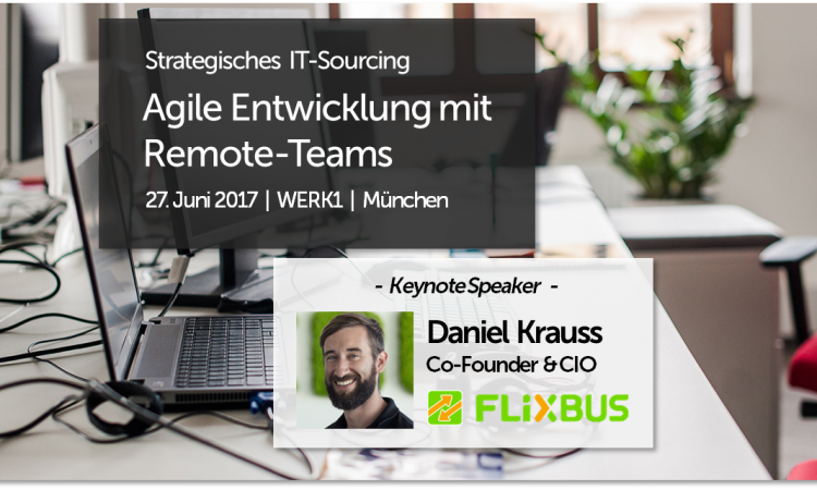 Strategisches IT-Sourcing: Agile Entwicklung mit Remote-Teams