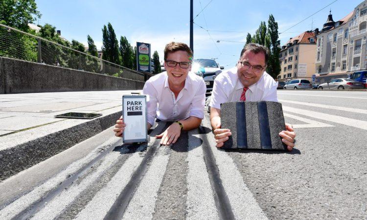 ParkHere Kooperation SWM/MVG