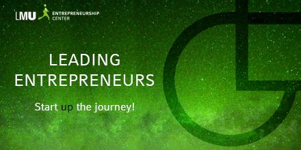 Leading Entrepreneurs // 2017