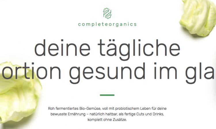 Completeorganics GmbH