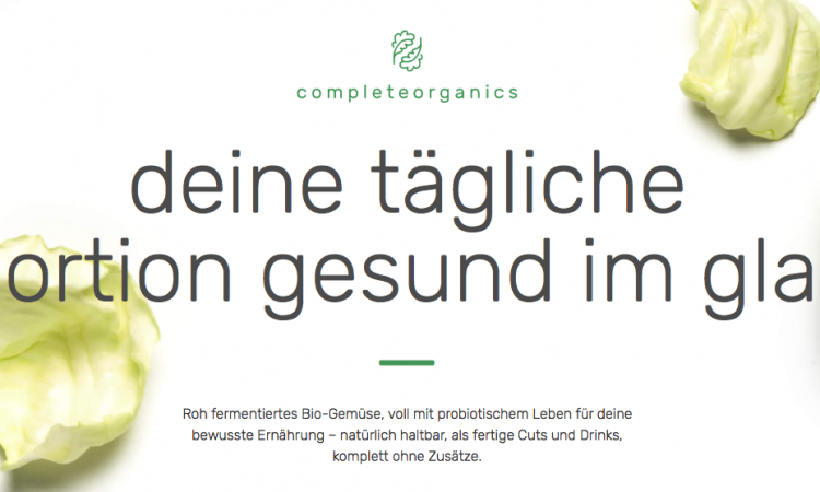 completeorganics UG