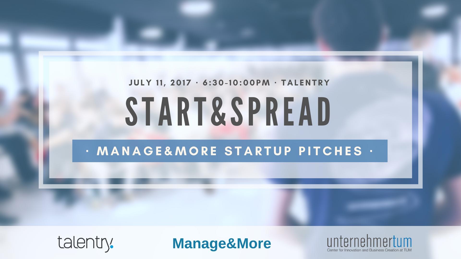 Start & Spread