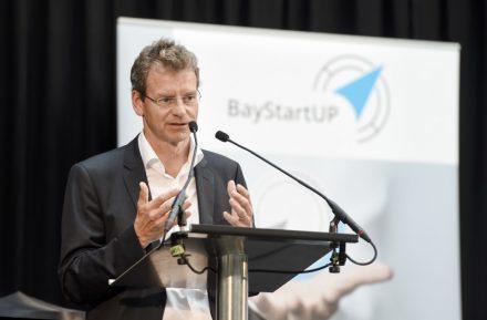 Dr. Carsten Rudolph BayStartUP Münchener Businessplan Wettbewerb