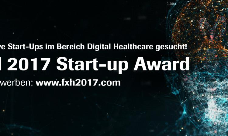Future X Healthcare Award Wettbewerb