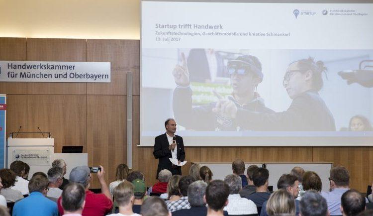 Startup trifft Handwerk 2017
