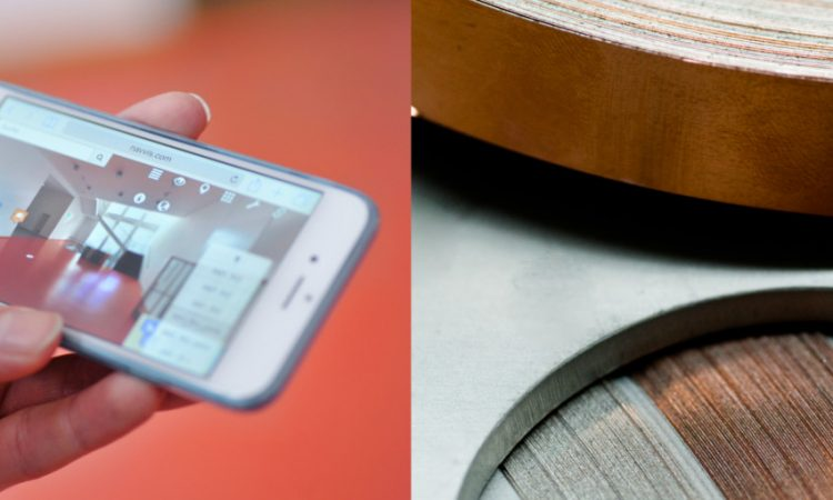 Im BayBG-Portfolio finden sich unter anderem NavVis (l.) und Theva (r.), Bilder: BayBG, Collage: Munich Startup