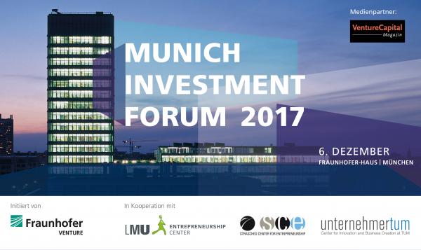 Munich Investment Forum 2017