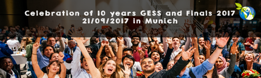 The Global Entrepreneurship Summer School's – Finals & 10th Anniversary