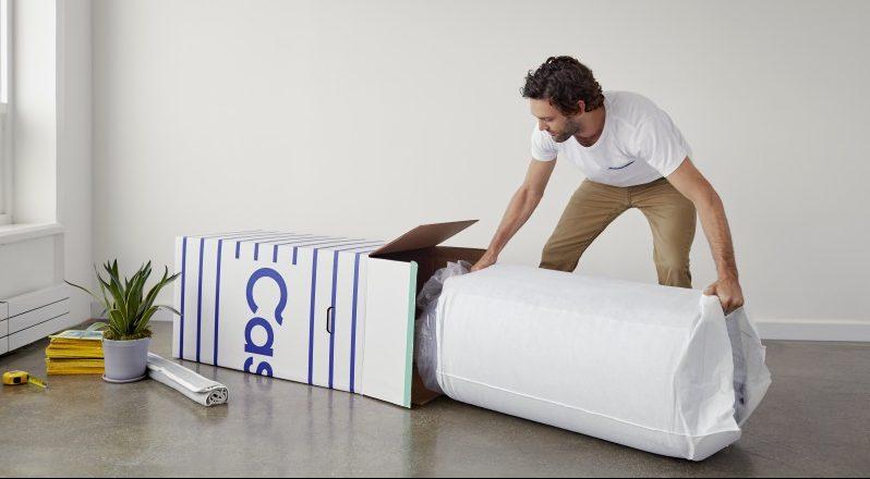 sevenventures beteiligt sich an matratzen startup casper munich startup. Black Bedroom Furniture Sets. Home Design Ideas