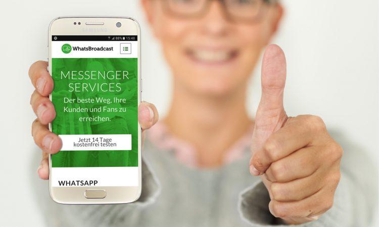 WhatsBroadcast GmbH