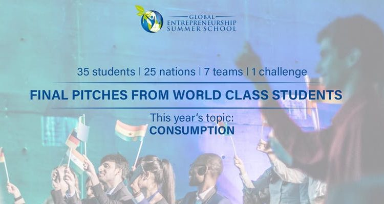 The Global Entrepreneurship Summer School's – Finals