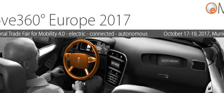 eMove360° Europe 2017