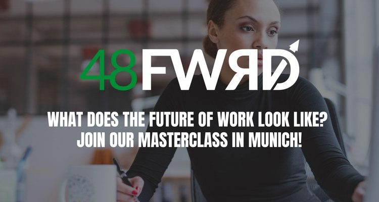 Deep.48fwrd: New Work Masterclass