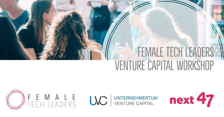 Female Tech Leaders Women in Venture Capital Workshop