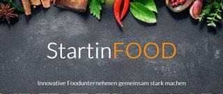 Kulinarisches Gründercoaching — 7 Fragen an… StartinFOOD