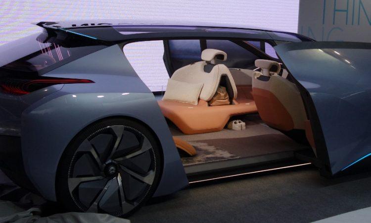 Das Concept Car Eve von NIO. Foto: Munich Startup
