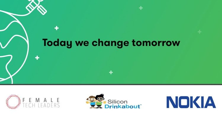 Silicon Drinkabout x Female Tech Leaders @Nokia