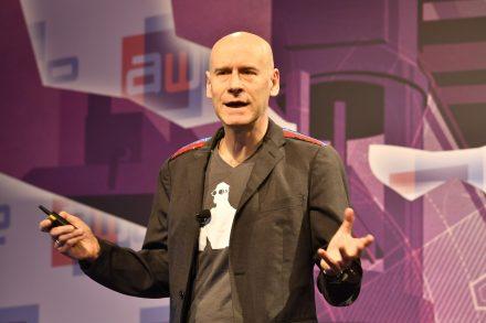 AWE-Gründer Ori Inbar.