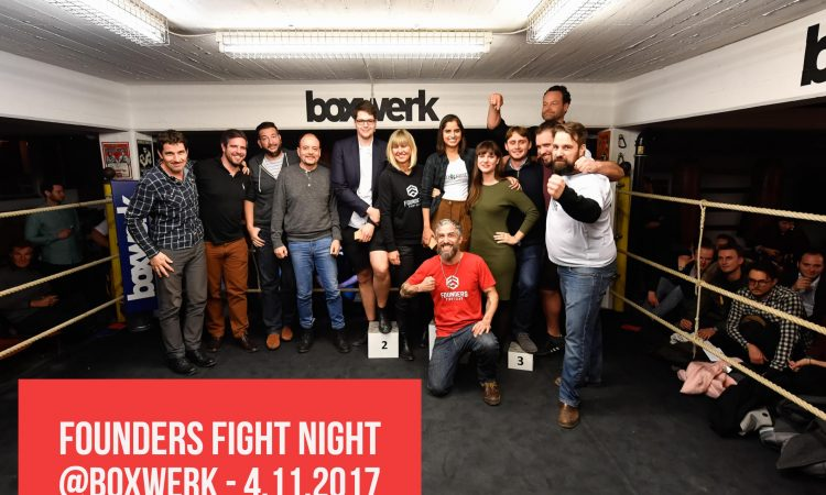 Founders Fight Night – München