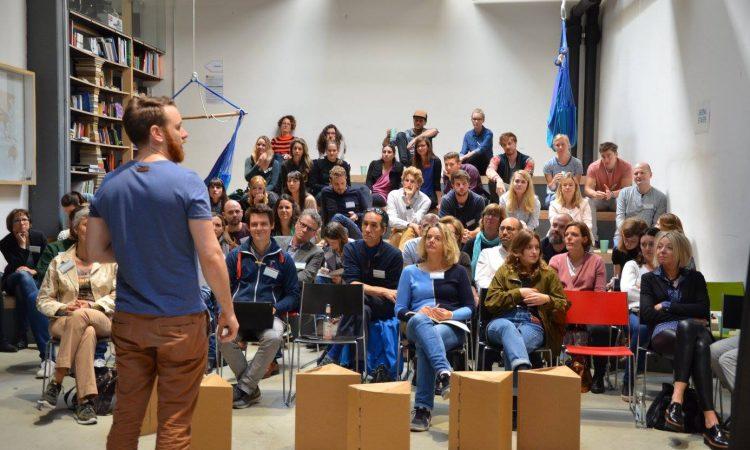 """Impact Hub Festival: """"Wir sind selbst noch total 'geflashed' von der tollen Stimmung"""""""