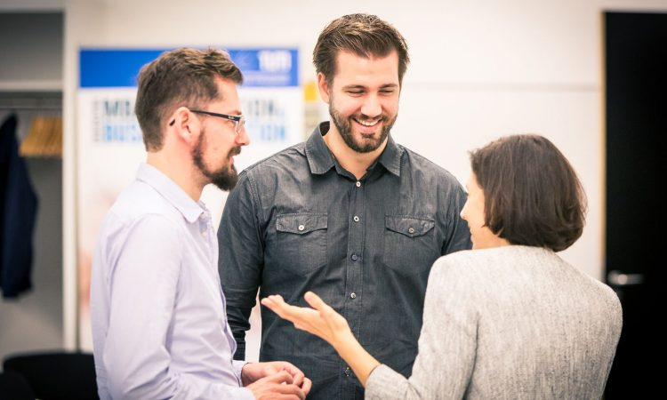 EMBA Day – Info Event on the Executive MBA in Innovation & Business Creation at TUM