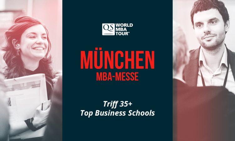 QS World MBA Tour München