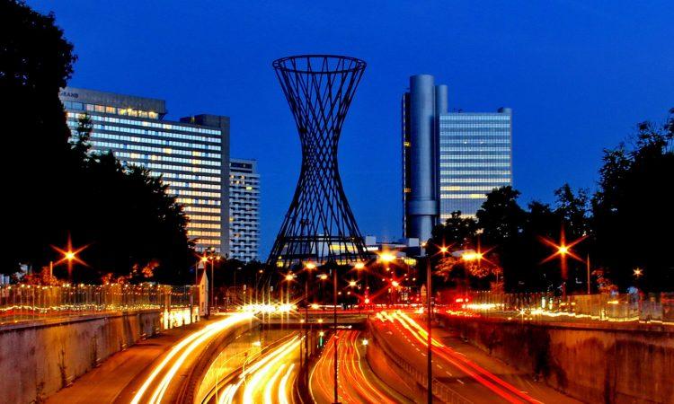 Lichtmasten Smart City