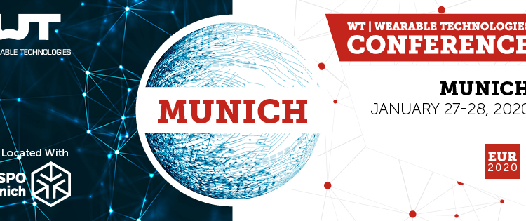 WT   Wearable Technologies Conference 2020 EUROPE