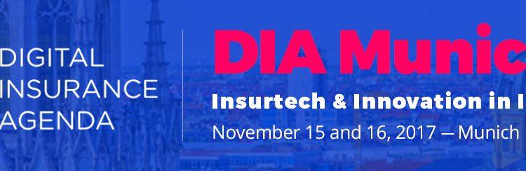 Digital Insurance Agenda (DIA) Munich 2017