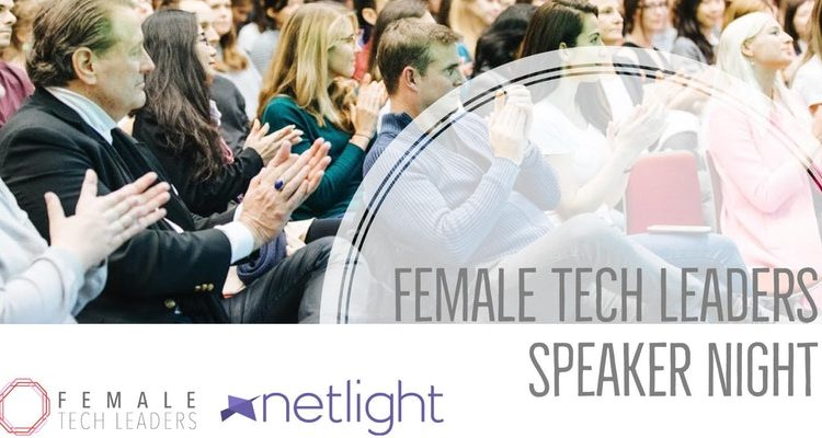 Female Tech Leaders Speaker Night